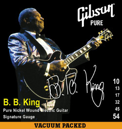 B.B. King Strings
