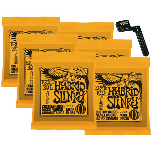 Guitar String 6 pack