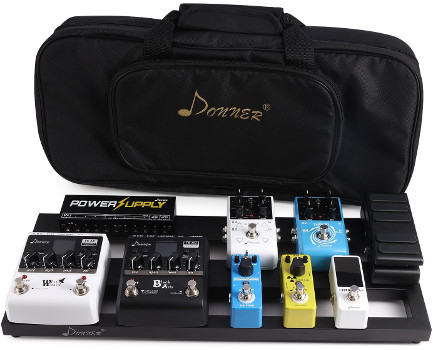 Best Blues Pedal Board