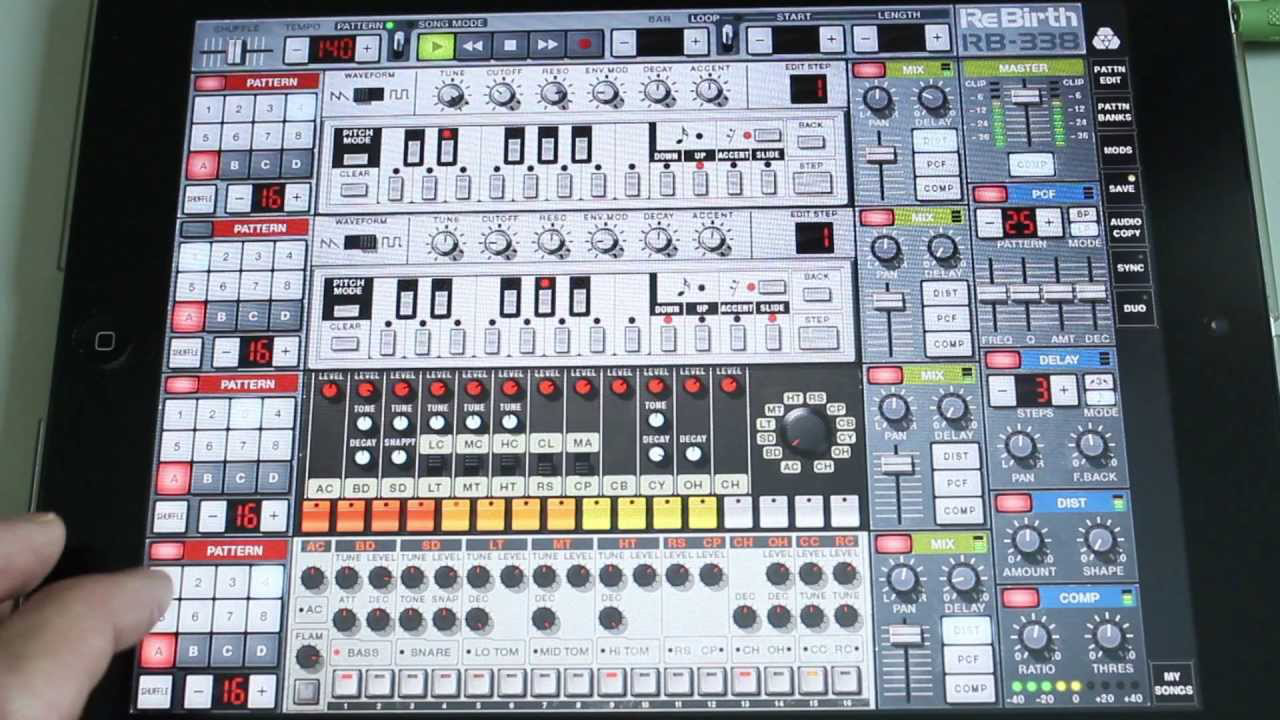Propellerheadrebirth review